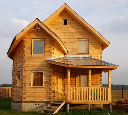 Строительство домов, бань и крыш